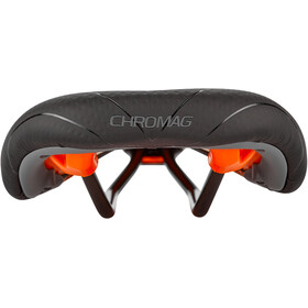 Chromag Lynx DT Selle, black/tight orange